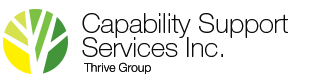 Capability Support Services Logo
